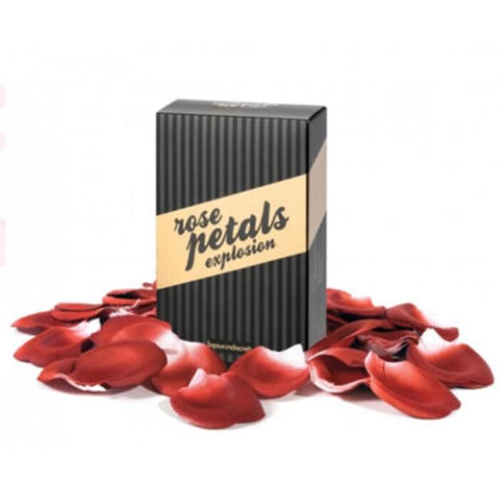 100 pétales de roses parfumés Bijoux indiscrets-219372
