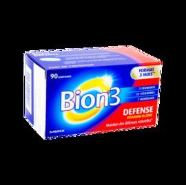 3 défense 90 comprimés - bion -196010