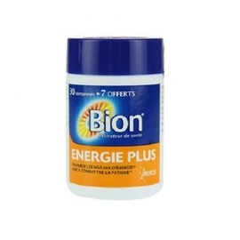 3 energie continue 37 comprimés - bion -202507