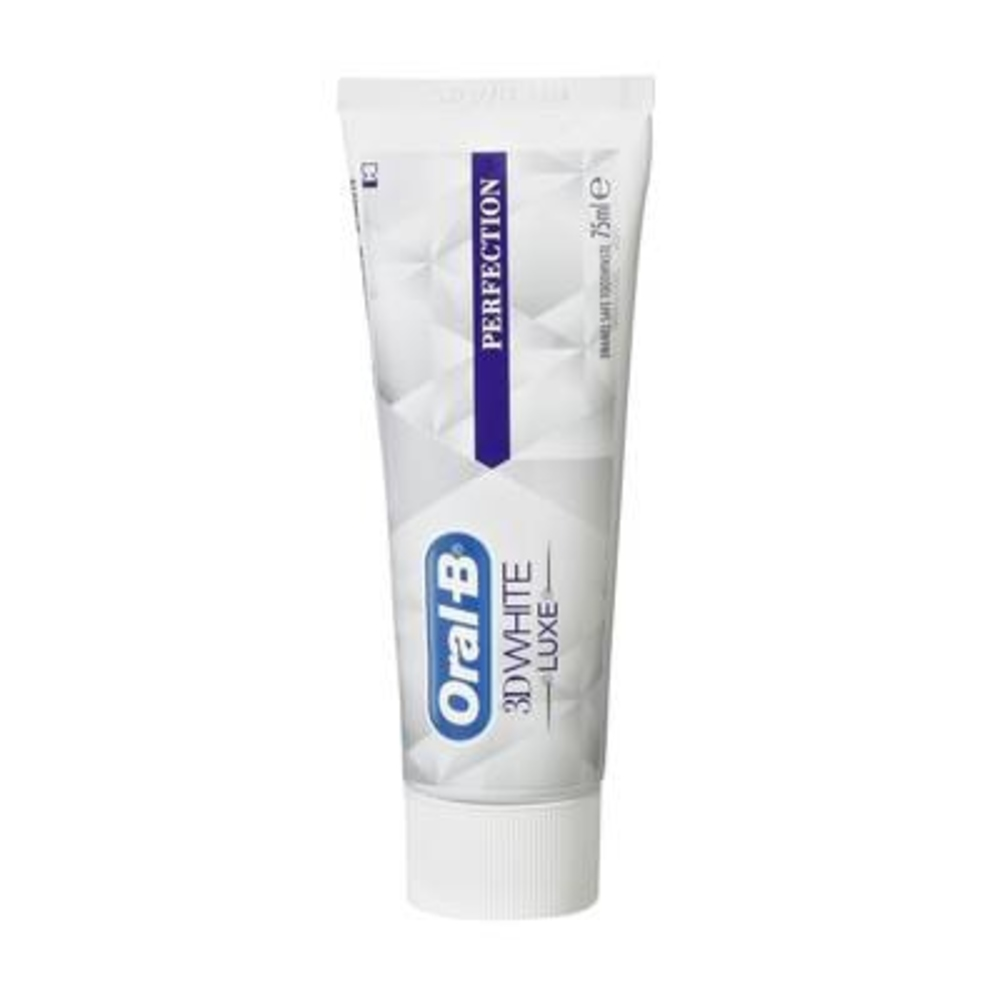 3d white luxe perfection dentifrice Oral b-204036
