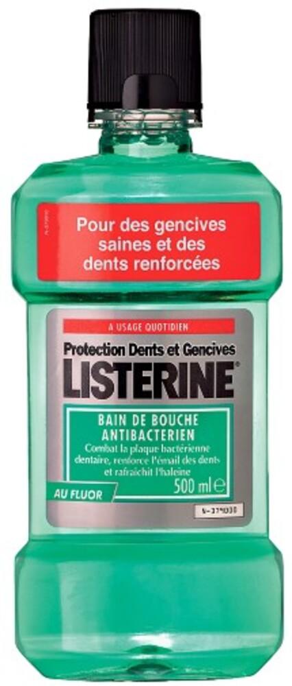 - 500.0 ml - gamme généraliste - listérine -141110