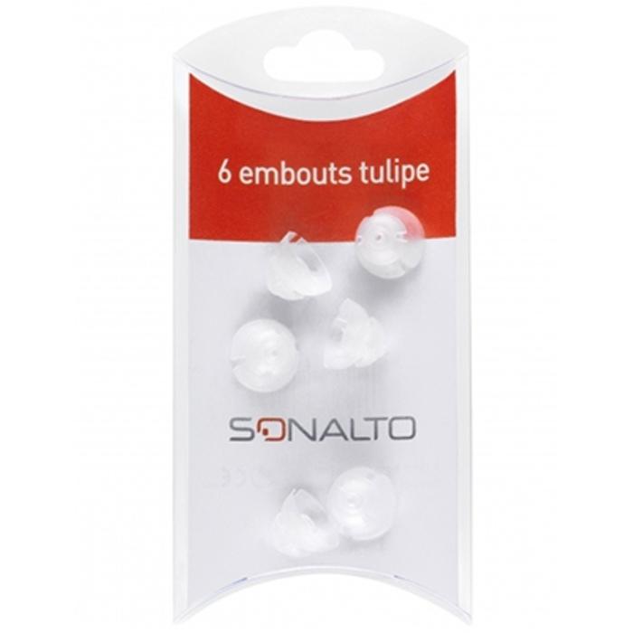 6 embouts tulipe Sonalto-205399