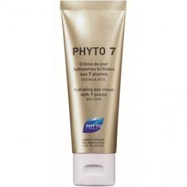 7 crème de jour hydratation brillance - 50.0 ml - phyto -145963