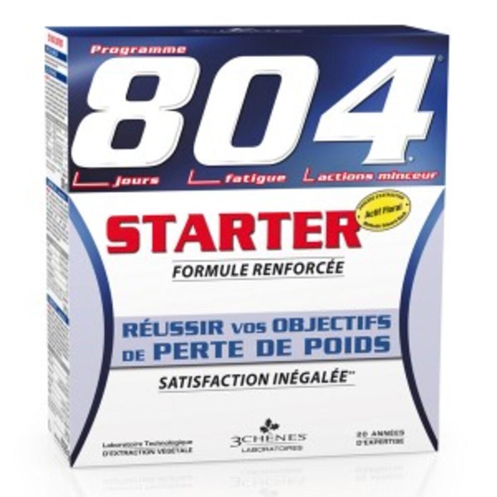 804 starter 8 jours - gamme 804 - les 3 chênes -9397