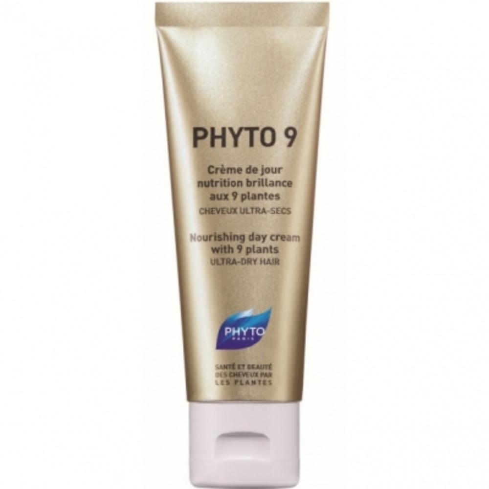 9 crème de jour nutrition brillance - phyto -194462