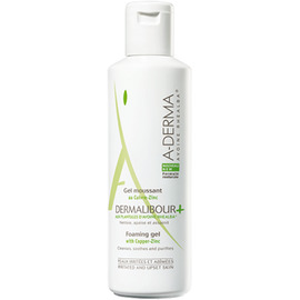 A-derma dermalibour+ gel moussant - 125ml - 125.0 ml - aderma -146445