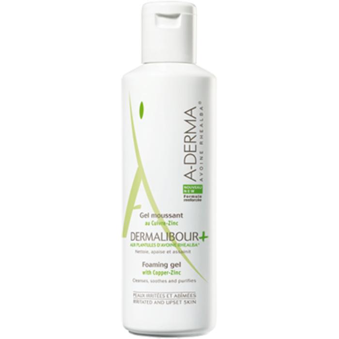 A-derma dermalibour+ gel moussant - 125ml Aderma-146445
