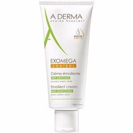 A-derma exomega control crème émolliente anti-grattage 50ml - aderma -215628
