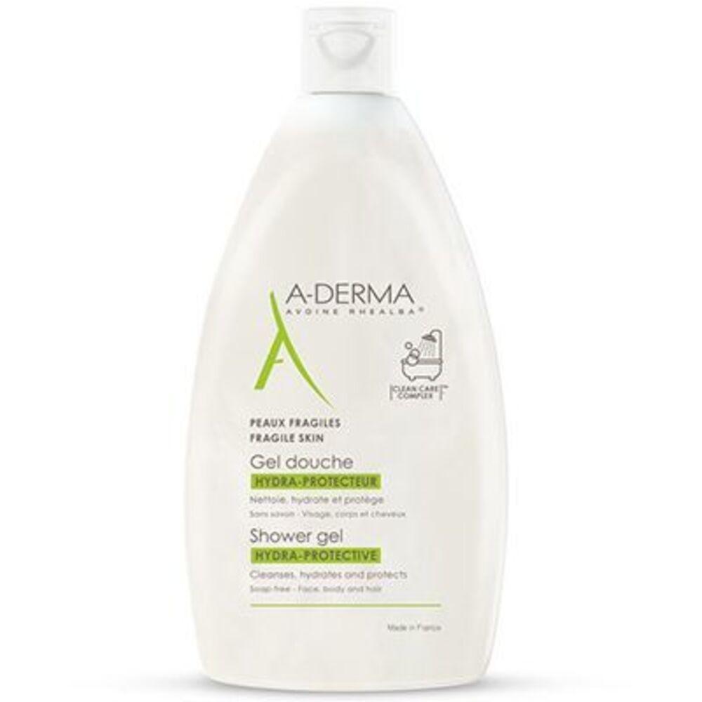 A-derma gel douche hydra-protecteur 750ml Aderma-221443