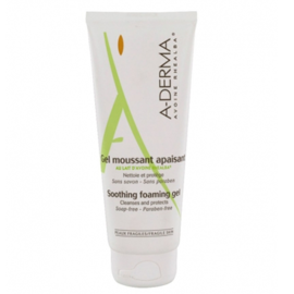 A-derma gel moussant apaisant - 200ml - aderma -205611
