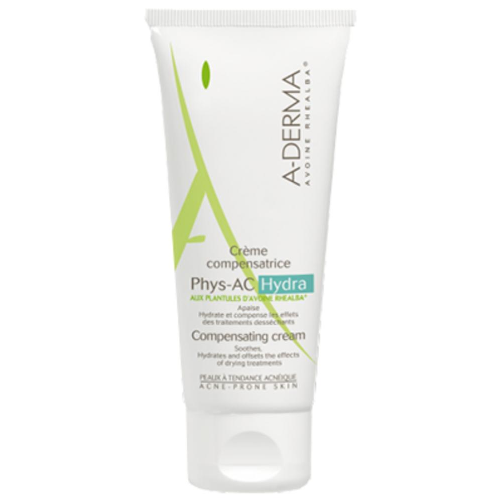 A-derma phys-ac hydra crème compensatrice - 40.0 ml - aderma -146745