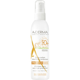 A-derma protect kids spray enfants spf50+ - 200ml - aderma -205615