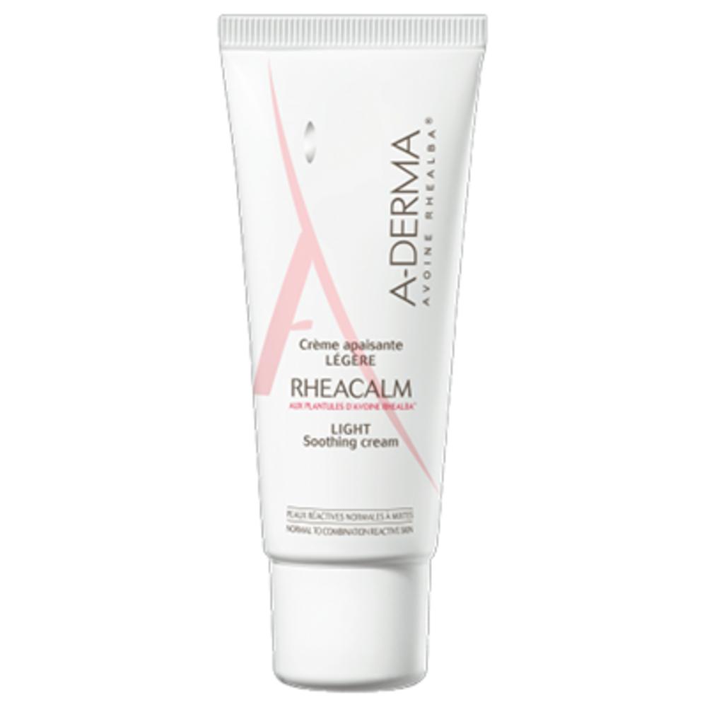 A-derma rheacalm crème apaisante légère - 40.0 ml - aderma -145051
