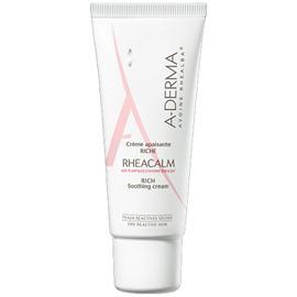 A-derma rheacalm crème apaisante riche - 40.0 ml - aderma -145052