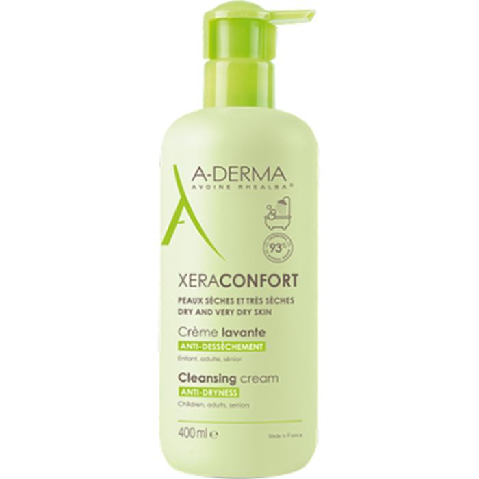 A-derma xeraconfort crème lavante 400ml Aderma-227989