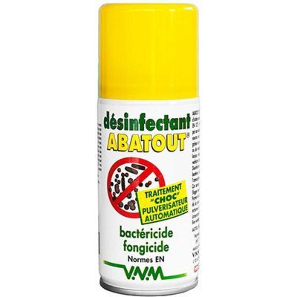 Abatout fogger désinfectant bactéricide fongicide 210ml - abatout -221483