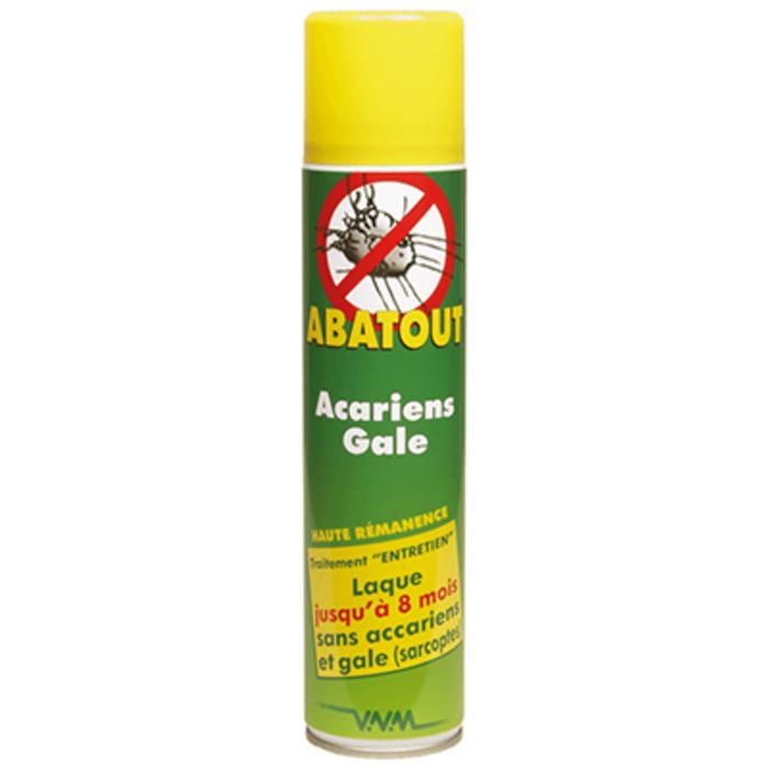 Abatout laque anti-acariens & gale 405ml Abatout-146601