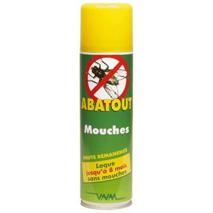 Abatout laque anti-mouches 250ml Abatout-146600