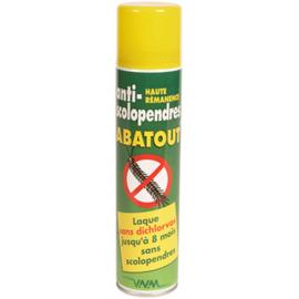 Abatout laque anti-scolopendre 405ml - abatout -221492