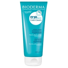 Abcderm cold cream crème corps - 200.0 ml - pédiatrie - bioderma Cold cream-109825
