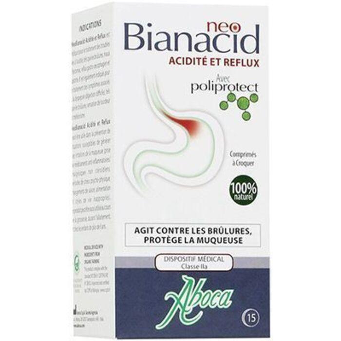 Aboca neo bianacid 15 comprimés - aboca - Achat au ...
