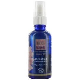 Abricot bio - 50.0 ml - huiles végétales - herbes et traditions Tonifiante et assouplissante-2038
