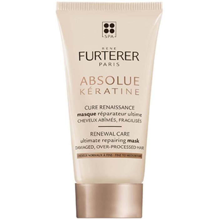 Absolue kératine cure renaissance masque cheveux normaux à fins 30ml Furterer-226091