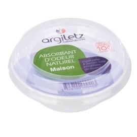 Absorbant d'odeur naturel maison lavande - 115.0 g - maison - argiletz Maison - Parfum huile essentielle de lavande-133508