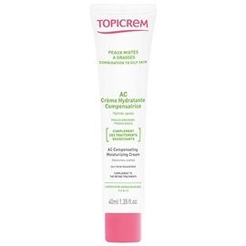 Ac crème hydratante compensatrice - 40ml - topicrem -205191