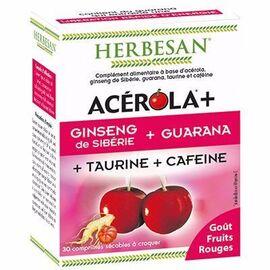 Acérola boost 30 comprimés - herbesan -215462