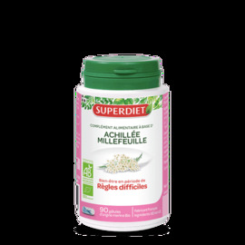 Achillée millefeuille bio - 90.0 unites - les gélules de plantes bio - super diet Bien-être  féminin-142689