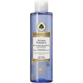 Aciana botanica eau micellaire démaquillante - sanoflore -204075
