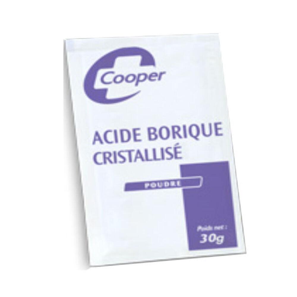 Acide borique cristallisé 30g Nuxe-212064