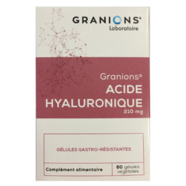 Acide hyaluronique 200mg - granions -197288
