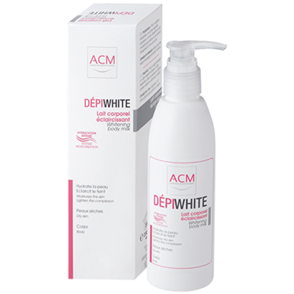 Acm dépiwhite lait corporel 200ml - acm -215022