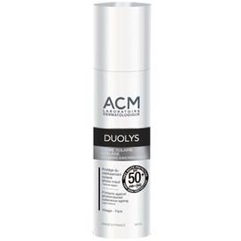 Acm duolys crème solaire anti-âge spf50+ - 50.0 ml - acm -201093
