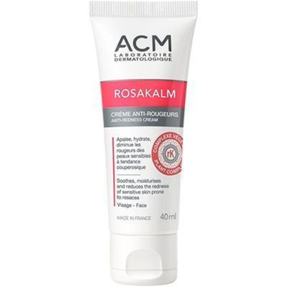 Acm rosakalm crème anti-rougeurs 40ml - acm -220520