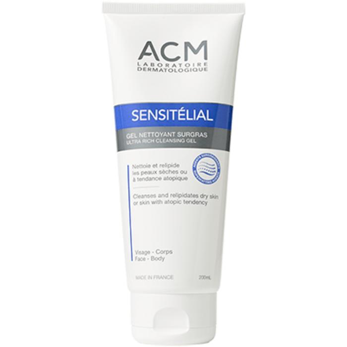 Acm sensitélial gel nettotyant surgras 200ml Acm-220321