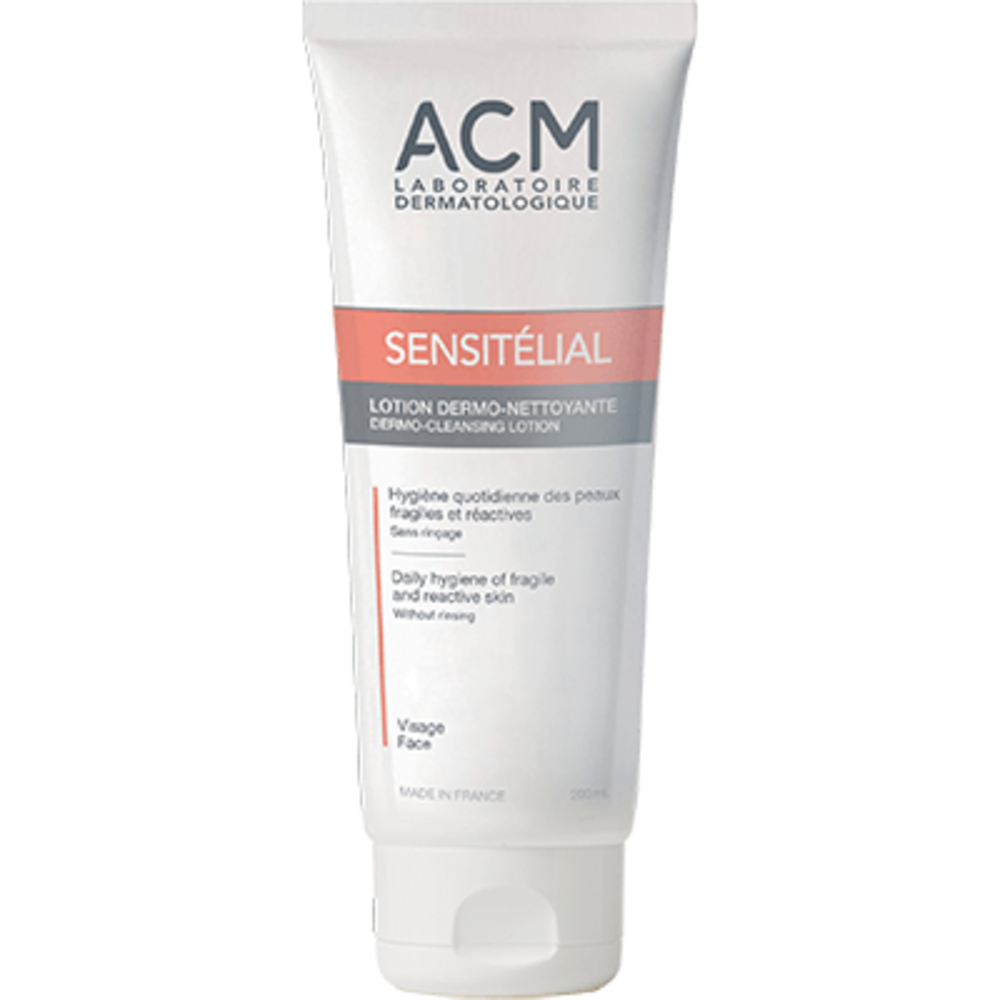 Acm sensitélial lotion dermo-nettoyante 200ml - acm -220935