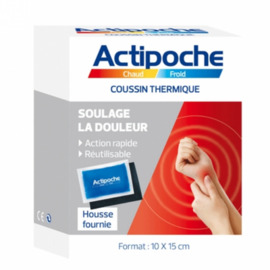 Actipoche chaud/froid 10x15 cm - cooper -202539