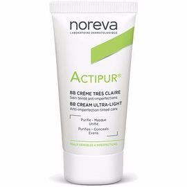 Actipur bb crème ultra claire 30ml - noreva -216823