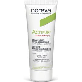 Actipur expert sensi+ soin apaisant anti-imperfections 40ml - noreva -227373