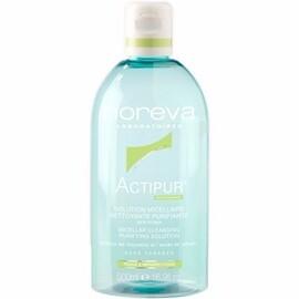 Actipur solution micellaire nettoyante purifiante - 500.0 ml - noreva -210271