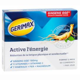 Active l'energie 60 comprimés - gerimax -215352