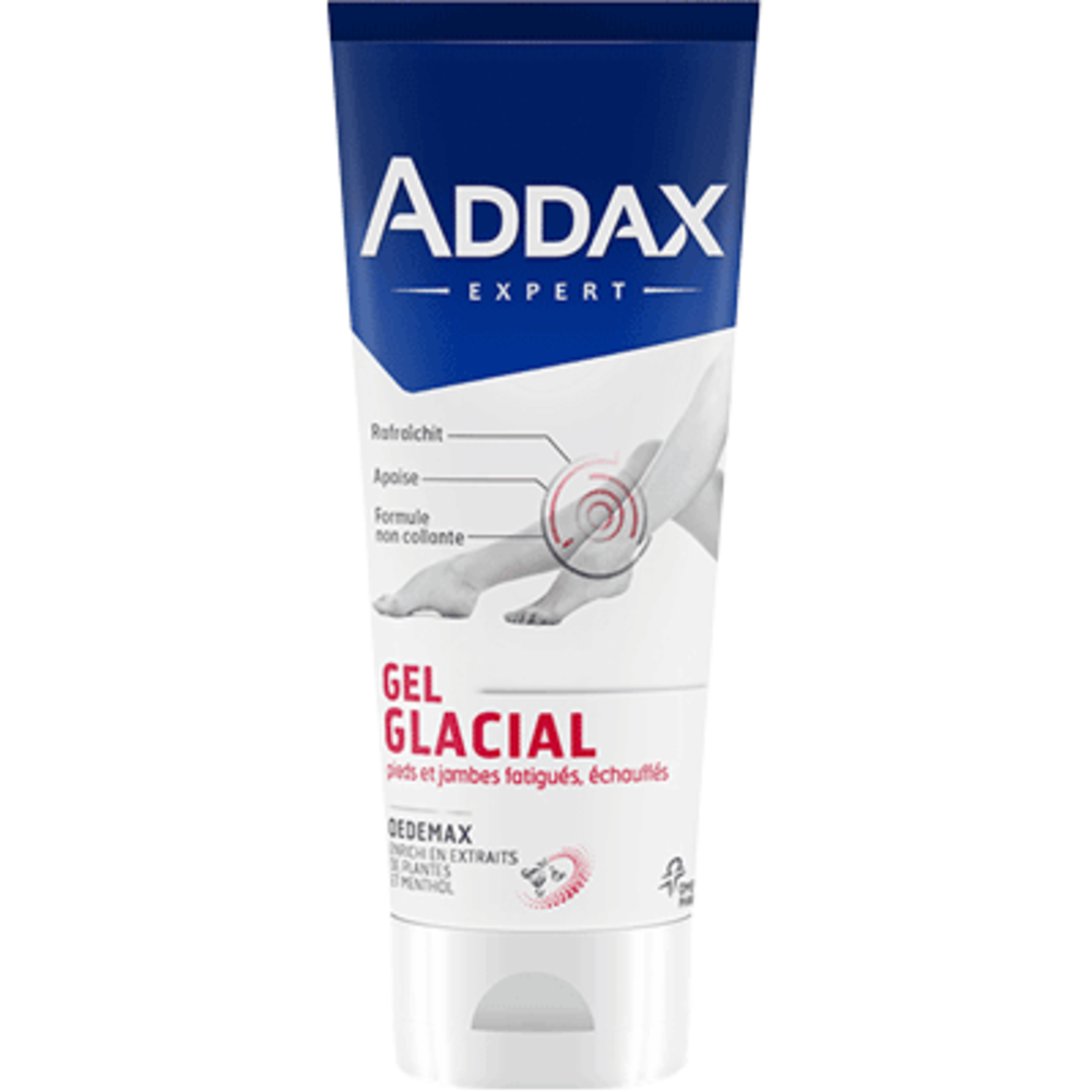 Addax gel glacial oedemax 100ml - addax -214822