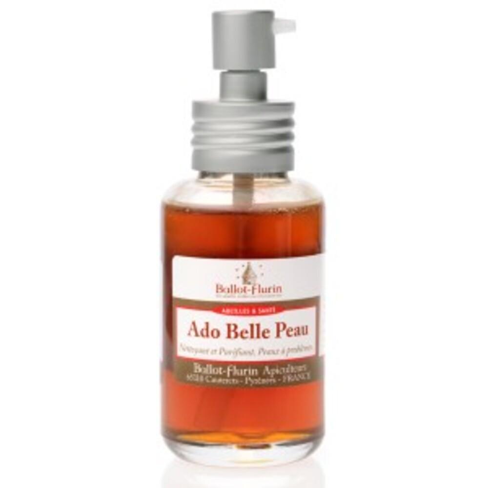 Ado belle peau bio - flacon-pompe 50 ml - divers - ballot flurin -188799