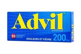 Advil 200mg - 20 comprimés - pfizer -192952