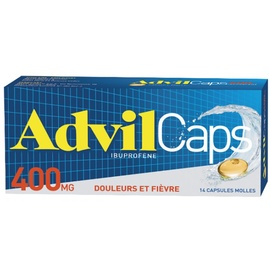 Advilcaps 400mg - pfizer -206824
