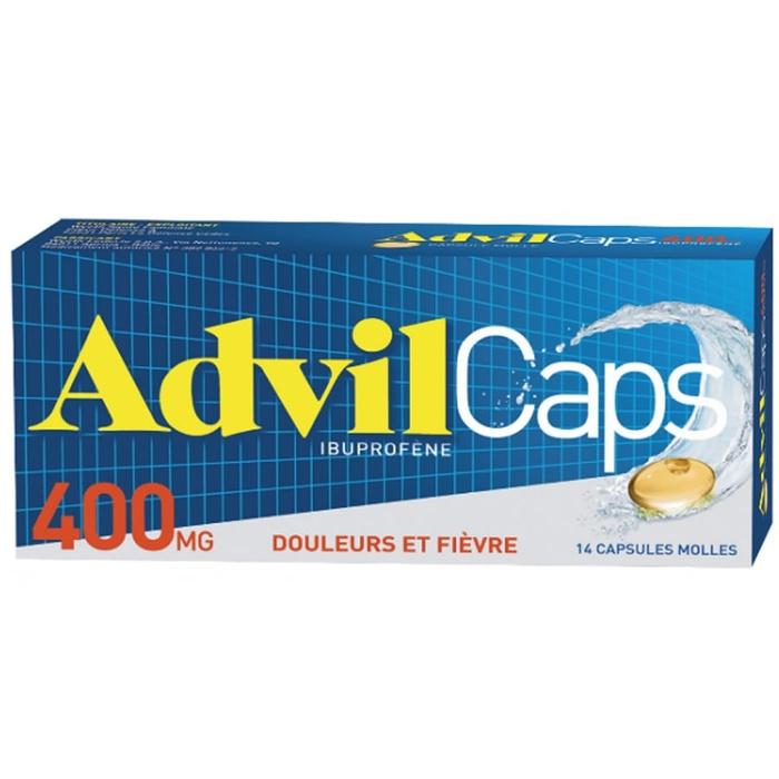 Advilcaps 400mg Pfizer-206824