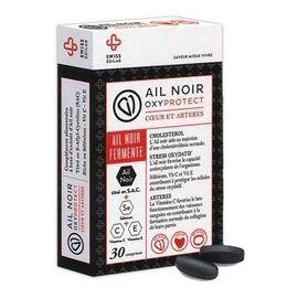 Ail noir oxyprotect 30 comprimés - swiss edilab -219487